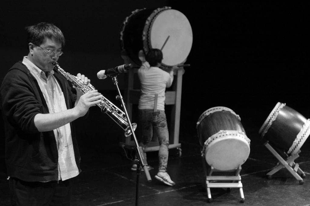 Francis Wong & Melody Takata